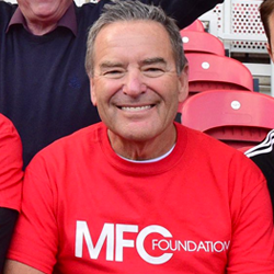 Photo of Jeff Stelling