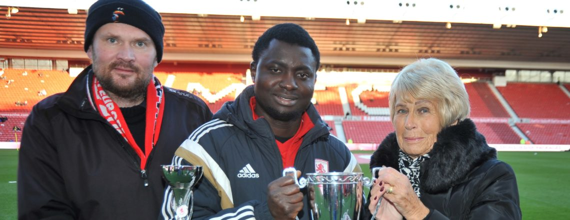 Foundation Star James Awarded David Bingham Trophy