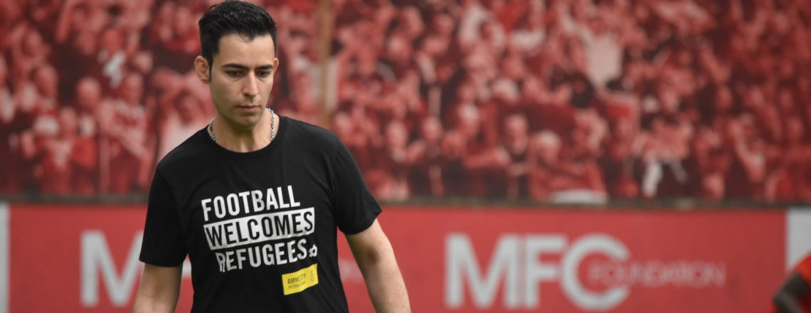 Middlesbrough Football Club Foundation To Mark Contribution Refugees Have Made To Football This Weekend