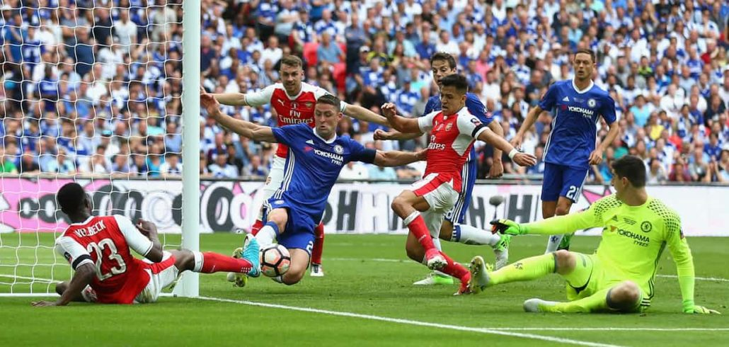 2 Tickets for Community Shield – Arsenal v Chelsea @ Wembley Stadium
