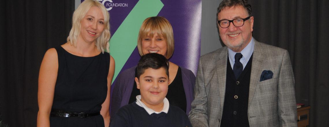 Premier League Primary Stars Prize For Archibald's Alex
