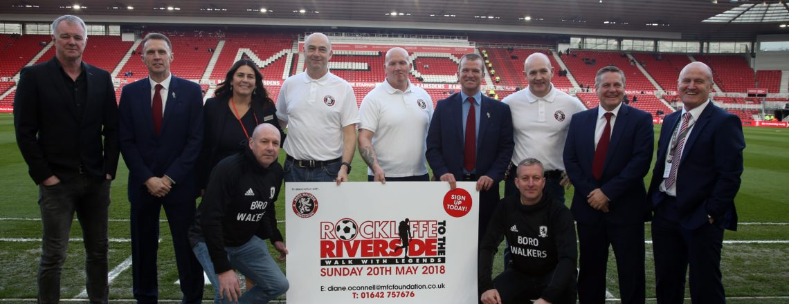 Walk Among Legends On Rockliffe To Riverside Charity Hike