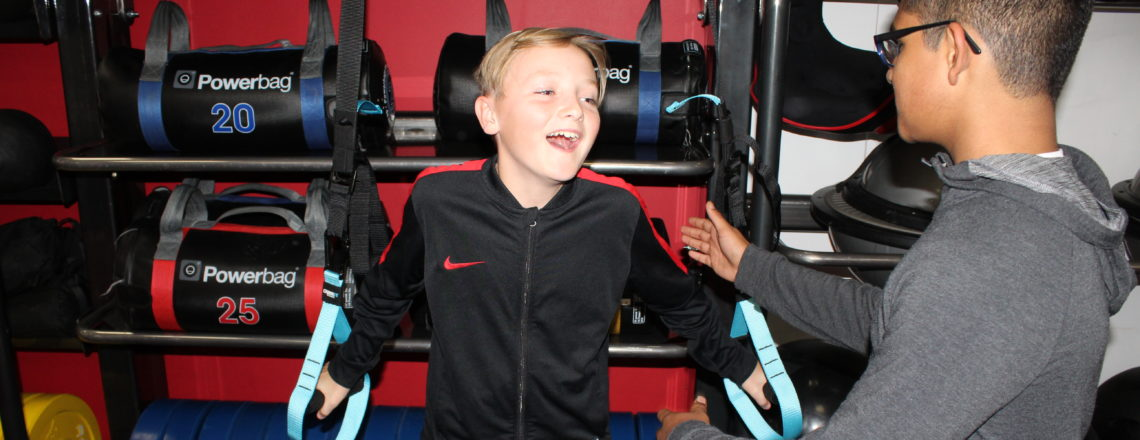 Foundation kick off new fitness programme with Premier League Kicks