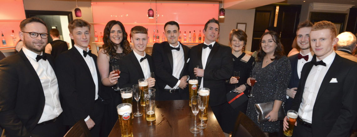 Foundation Celebrate Third Annual Dinner at Rockliffe Hall