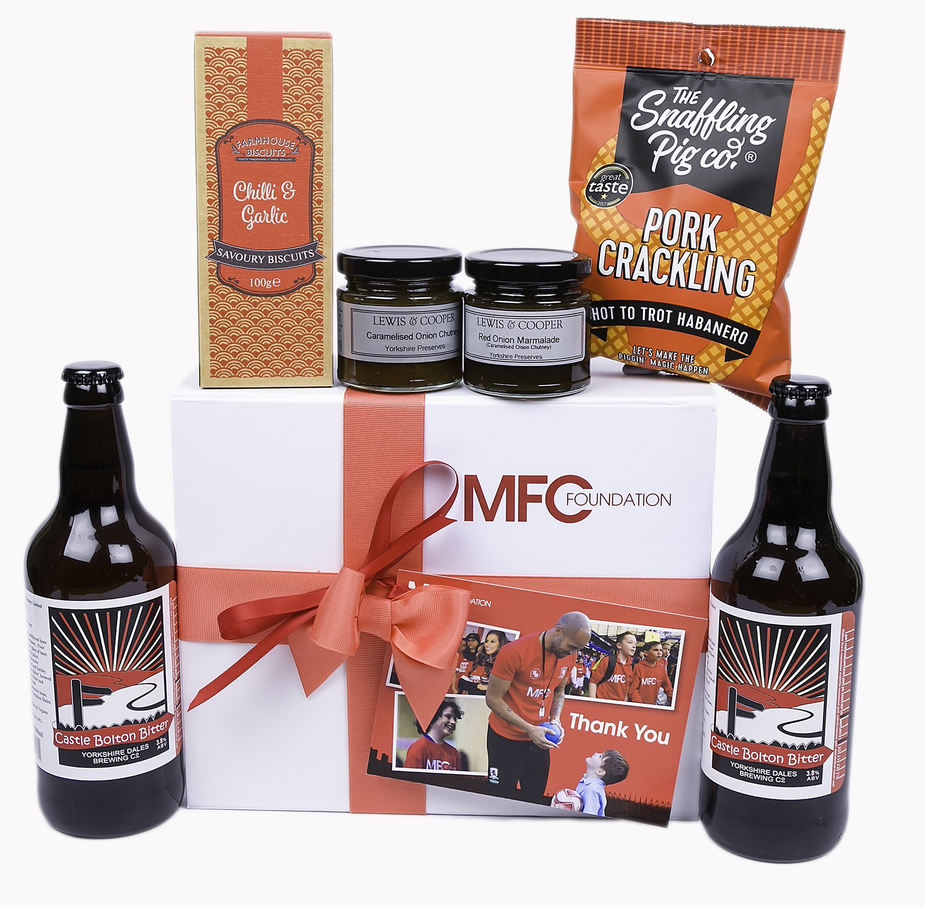 NEW MFC GIFT BOX IS EVERY DAD'S DELIGHT
