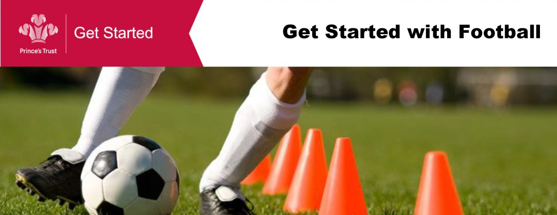 Get Started With Football With The Prince's Trust