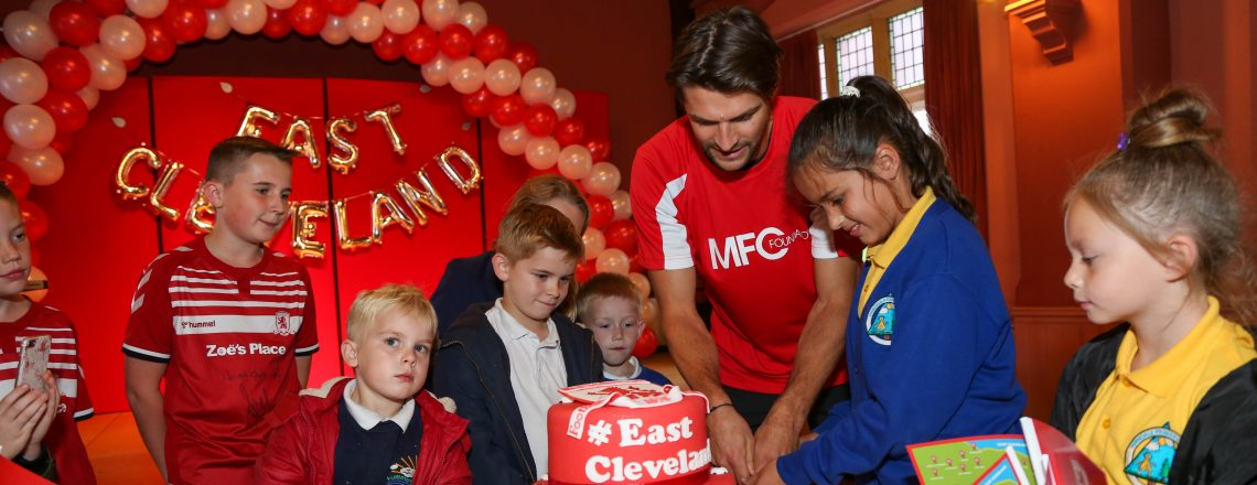 George Friend Helps Launch Our East Cleveland Initiative
