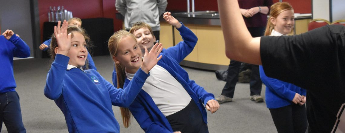 A Fun-Filled Day Of Dance Education And Inclusion
