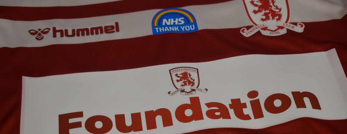 Boro Shirts To Be Auctioned For The Foundation