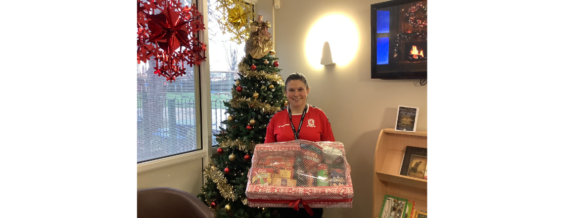 Thank You Hampers Delivered Across Teesside