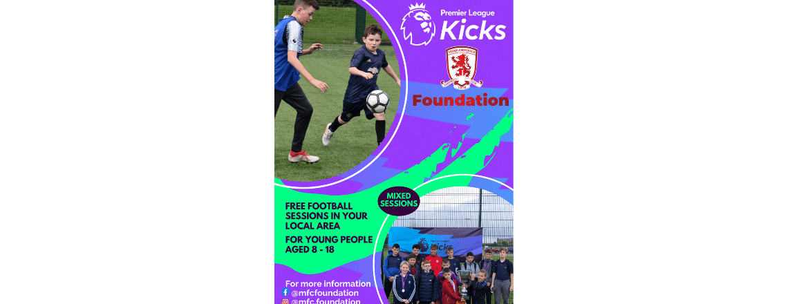 There's A PL Kicks Session Near You