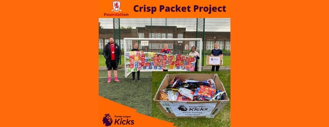 PL Kicks Helps The Homeless With The Crisp Packet Project
