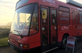 Image for section Health Bus
