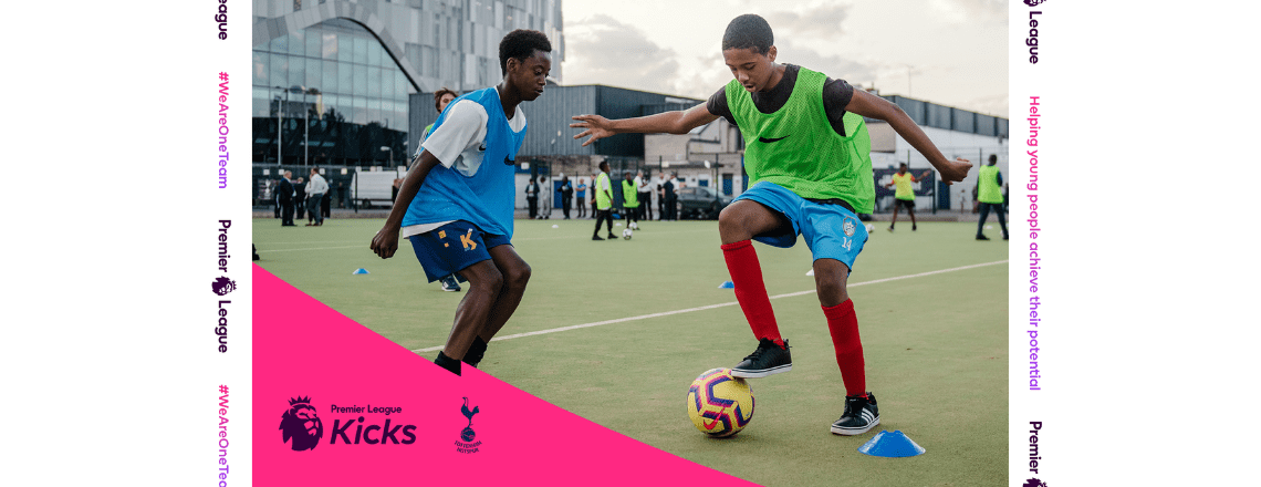 Premier League Summer Sessions Support Young People During School Holidays