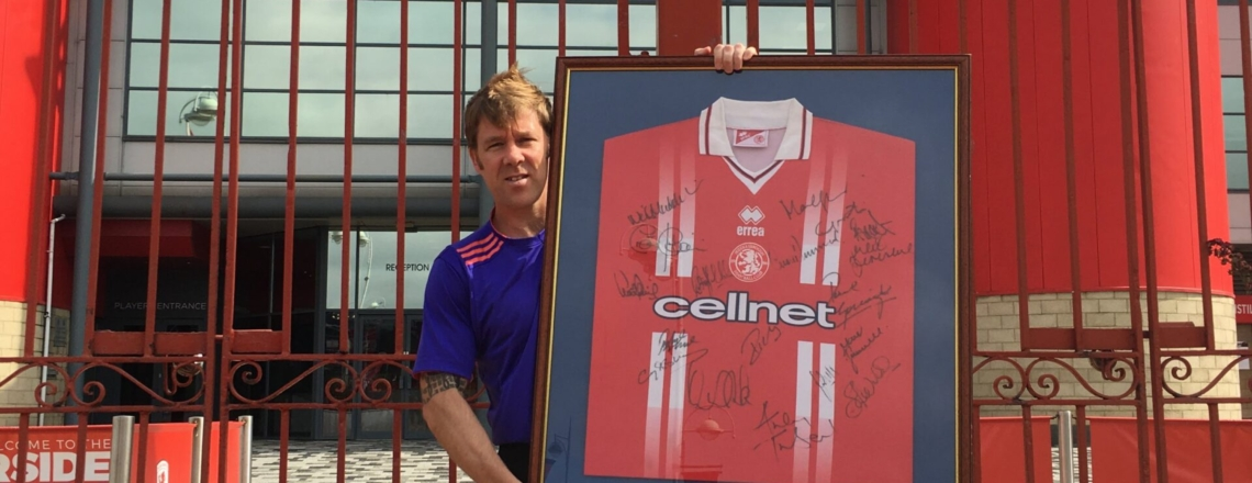 Win A 1998 Premier League Shirt Signed By The Coca-Cola Cup Final Squad