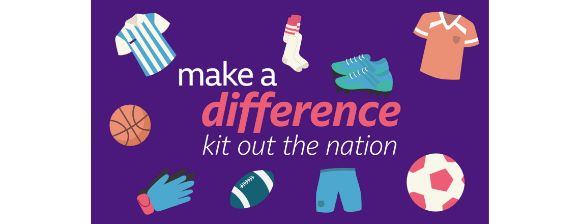 Help Us And BBC Tees Kit Out The Nation